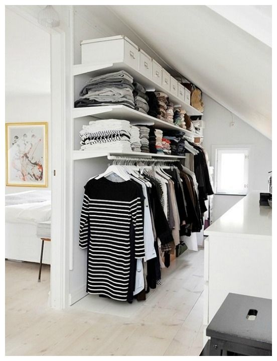 Beau Add More Shelves , And Lower Hanging Rod. Great Idea