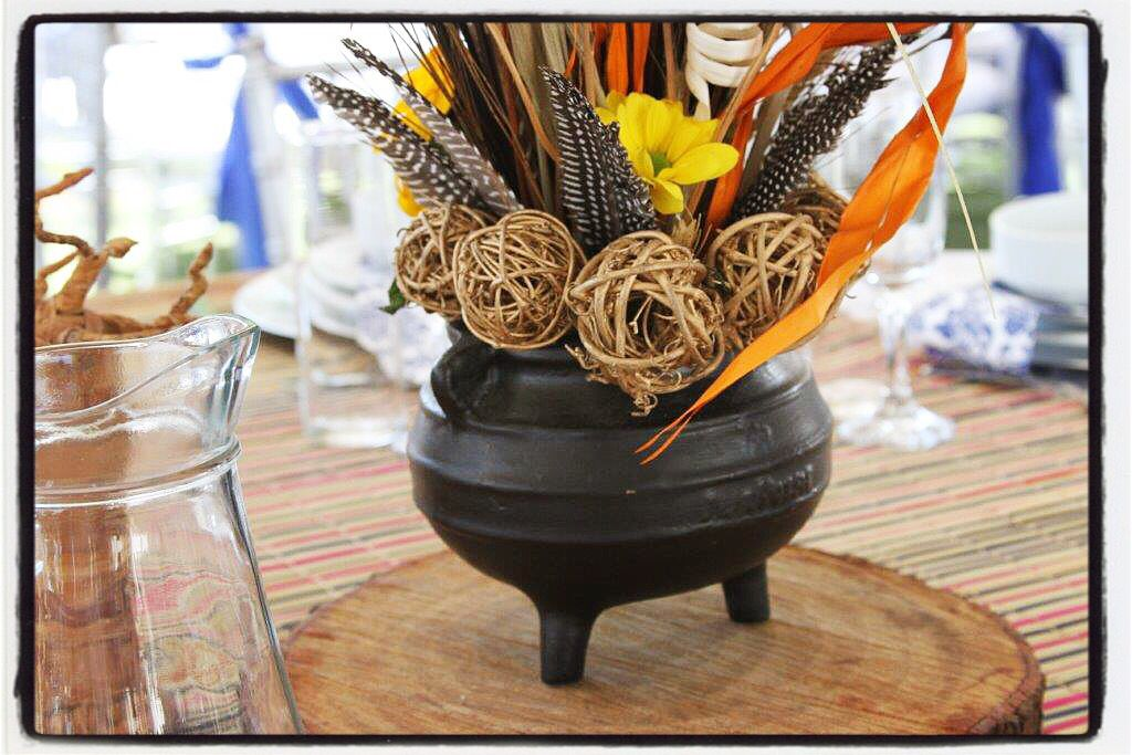 African Wedding Decorations: Traditional African Wedding Centerpieces And Decor. Www