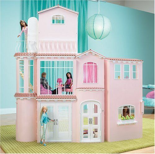 301a396a581 Mattel Barbie 3 Story Dream House Playset Toys Pinterest. Barbie 3 Story  Dream House Box M8617 Value And Details