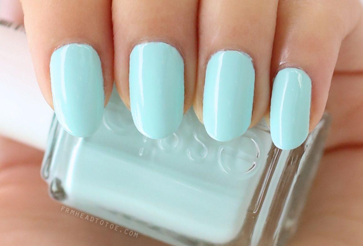 Essie Mint Candy Apple Nail Polish | THE BEST | Pinterest | Esmalte ...