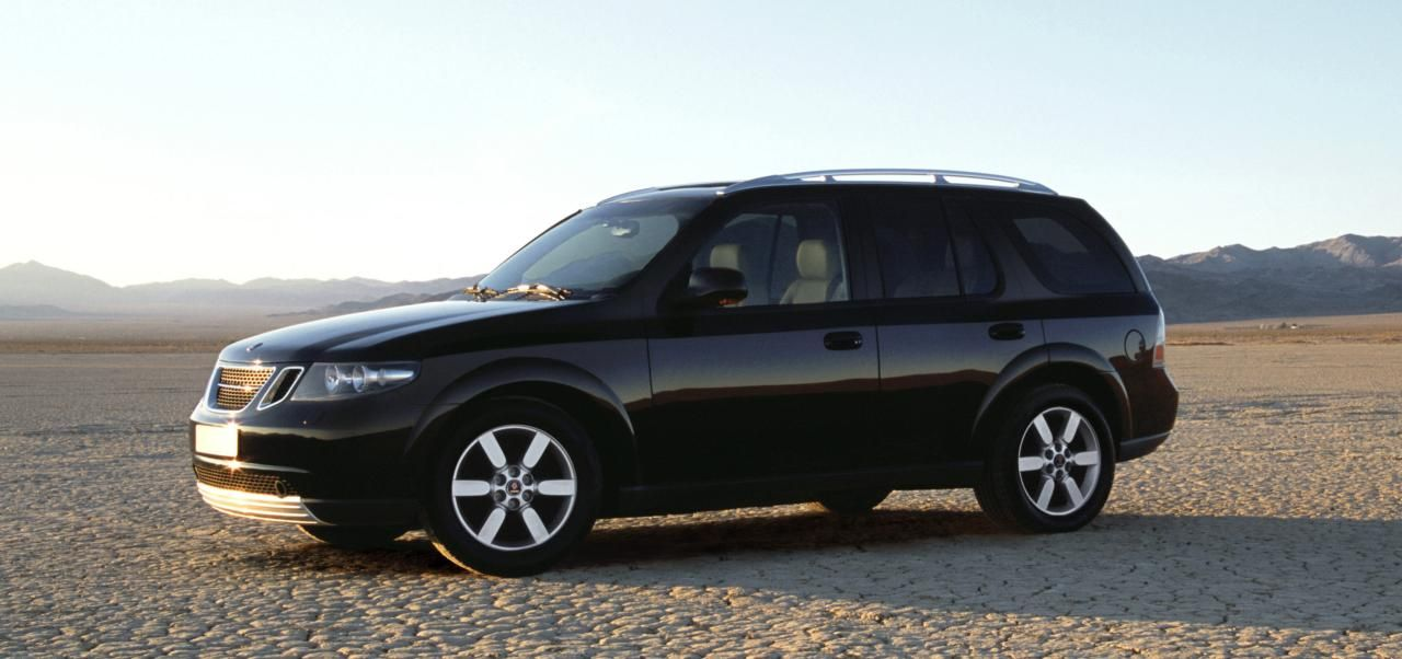 A Saab 9-7x Aero with a 6.0 Litre GM LS2 engine and heavy duty ...