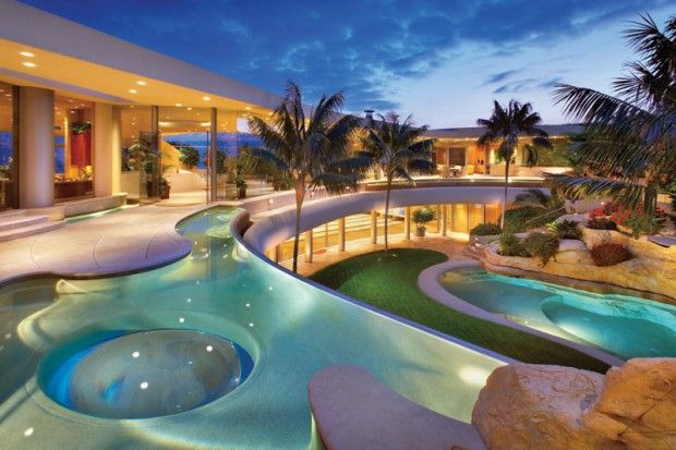 Epic 75 Million Portabello Residence On Newport Beach California
