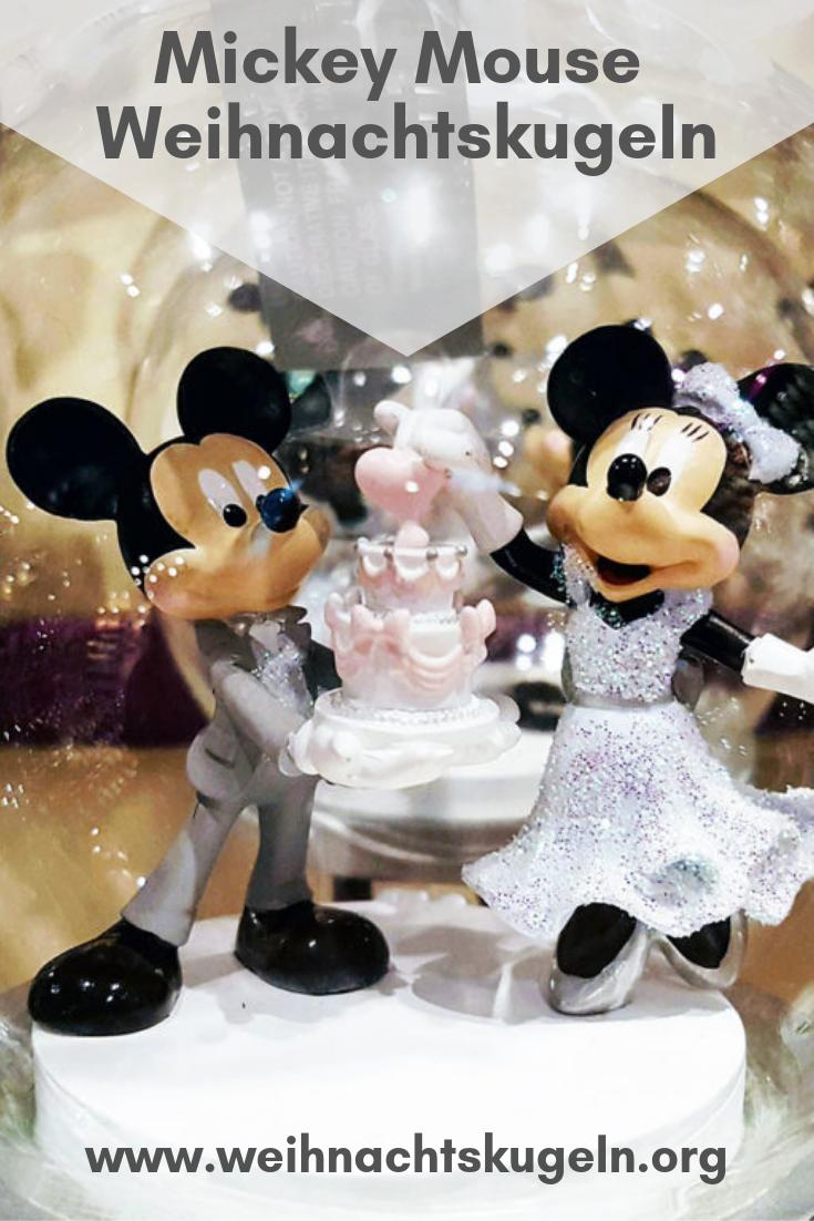 Weihnachtsdeko Globus.Mickey Mouse Ist Das Aushängeschild Von Disney Und Begeistert Bis