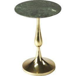Teardrop Pedastal Table
