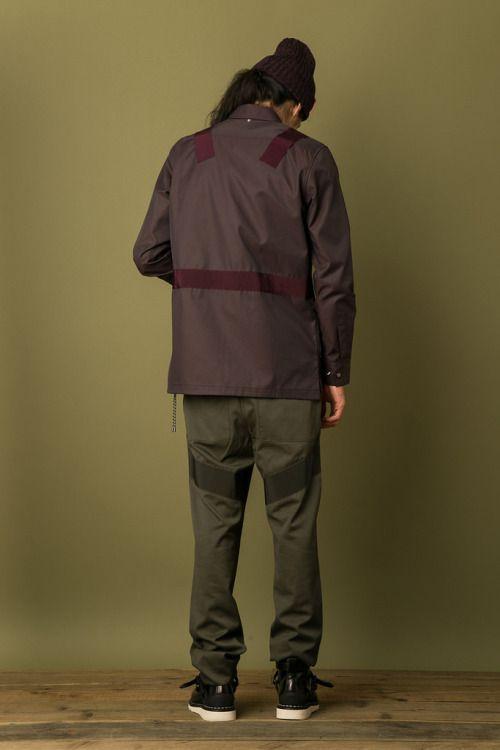 OAMC. Solo Shirt.  menswear mnswr mens style mens fashion fashion style campaign lookbook oamc