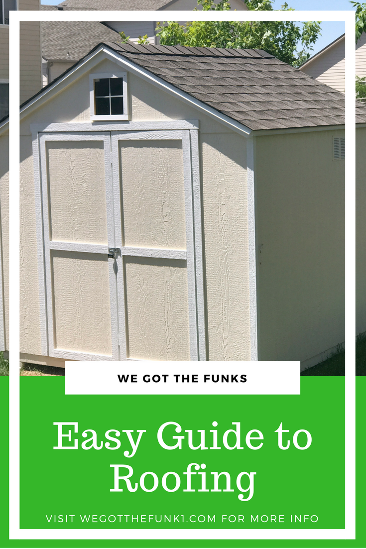 Easy Guide To Roofing Roofeditmyself Ad Roofing Roofing Felt Drip Edge