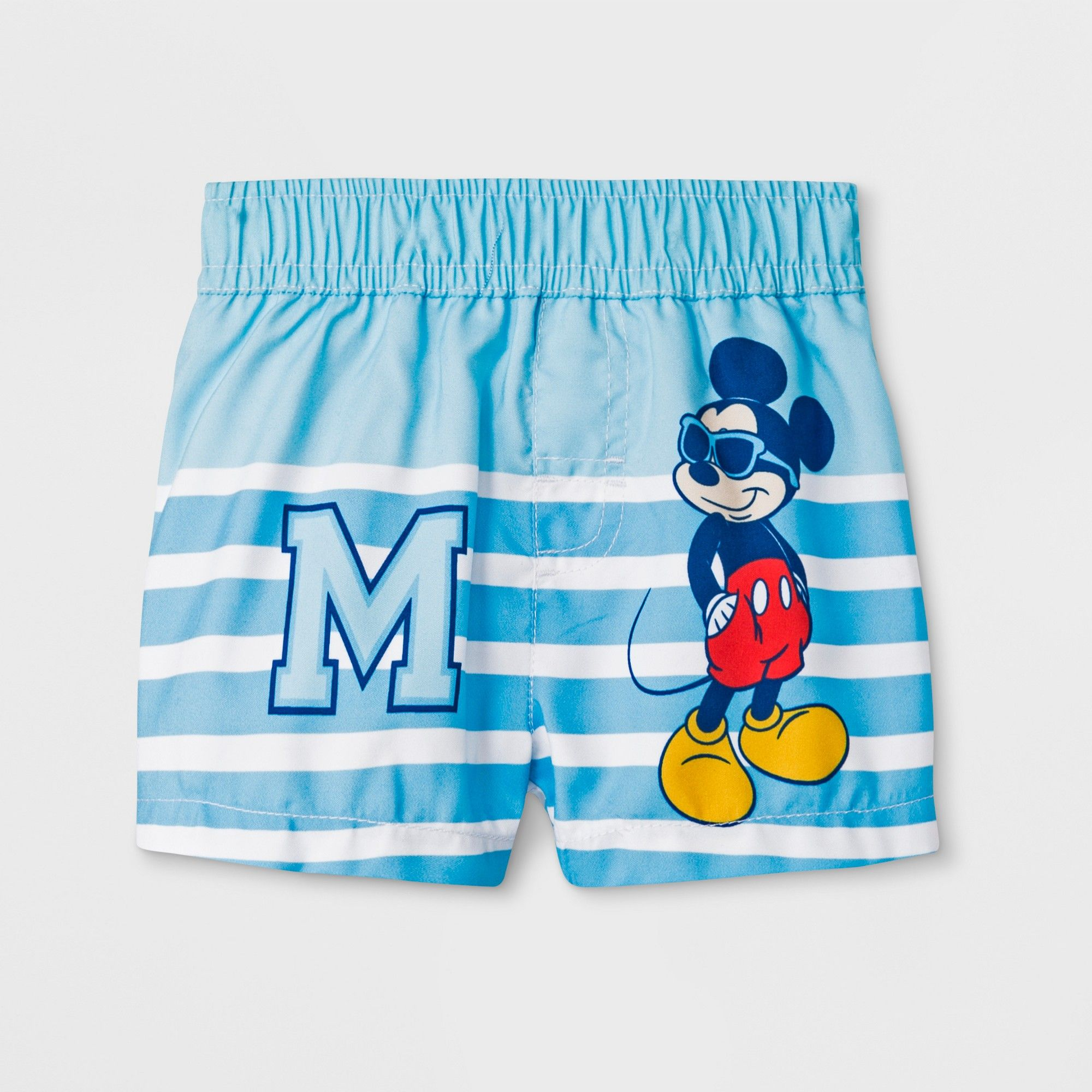 57632e327404d Baby Boys' Mickey Mouse & Friends Swim Trunks - Blue 3-6M | Products