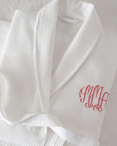 Bridal party wedding gifts - personalized robes-different fabric and with  pockets fce66a7b1