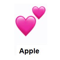Meaning Of Two Hearts Emoji In 2021 Heart Emoji Love Heart Emoji Emoji