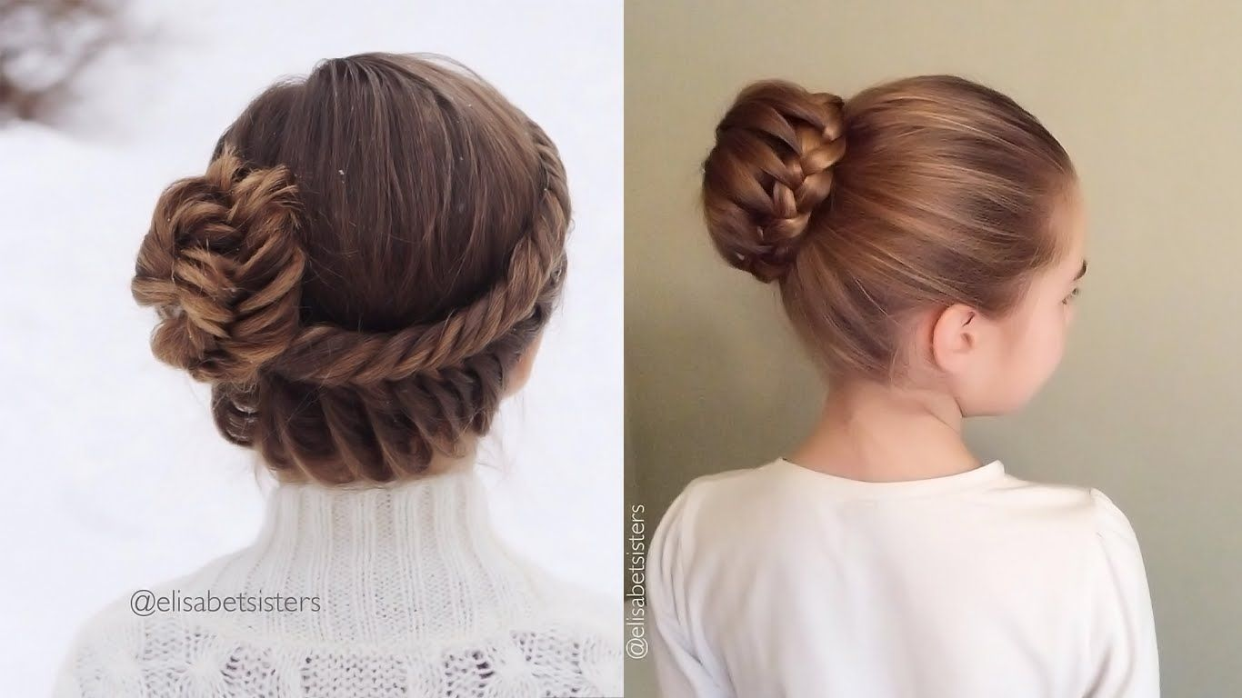 Amazing hairstyles by Elisabetsisters
