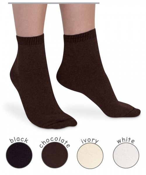 Jefferies Socks Womens Pima Cotton Anklet Sock