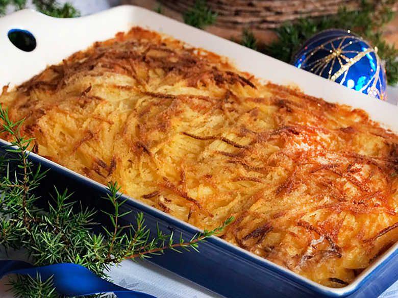 Janssons klassiska frestelse | Recept från Köket.se #julmatjulbord