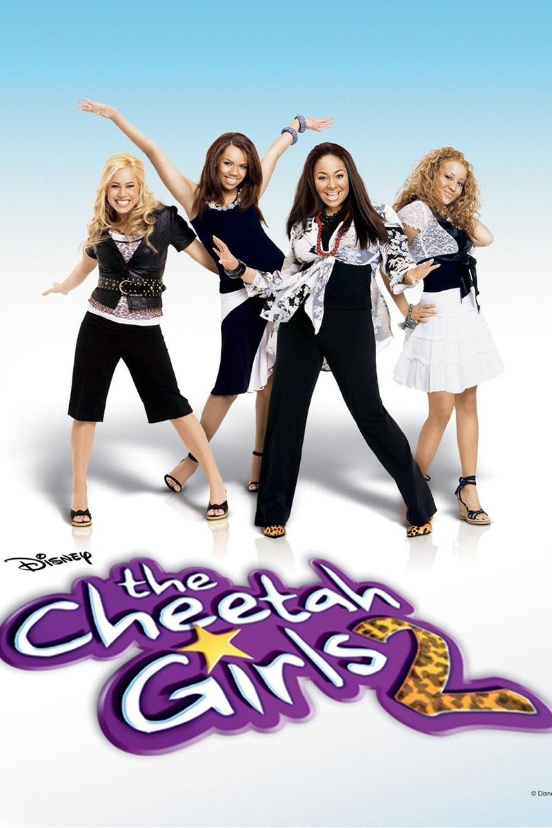 The Cheetah Girls 2 2006 En 2021
