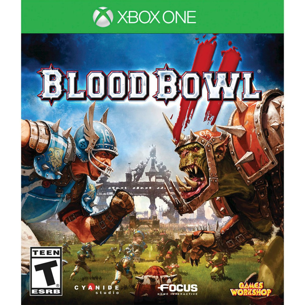 Blood Bowl 2 Xbox One Video Games Blood Bowl Xbox One