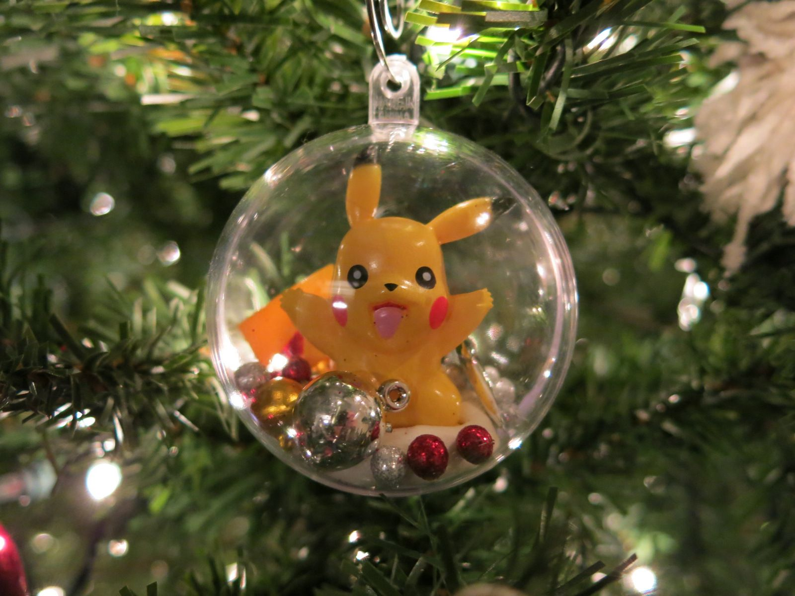 Diy Pokemon Christmas Decorations Arvore De Natal