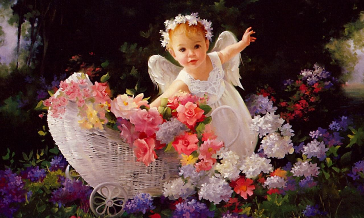 Free angel fairy wallpaper free download hd angel baby with free angel fairy wallpaper free download hd angel baby with flower 1440x900 download free voltagebd Image collections