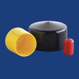 Round Vinyl Plastic Caps | Trailer | Plastic caps, Cap, Plastic