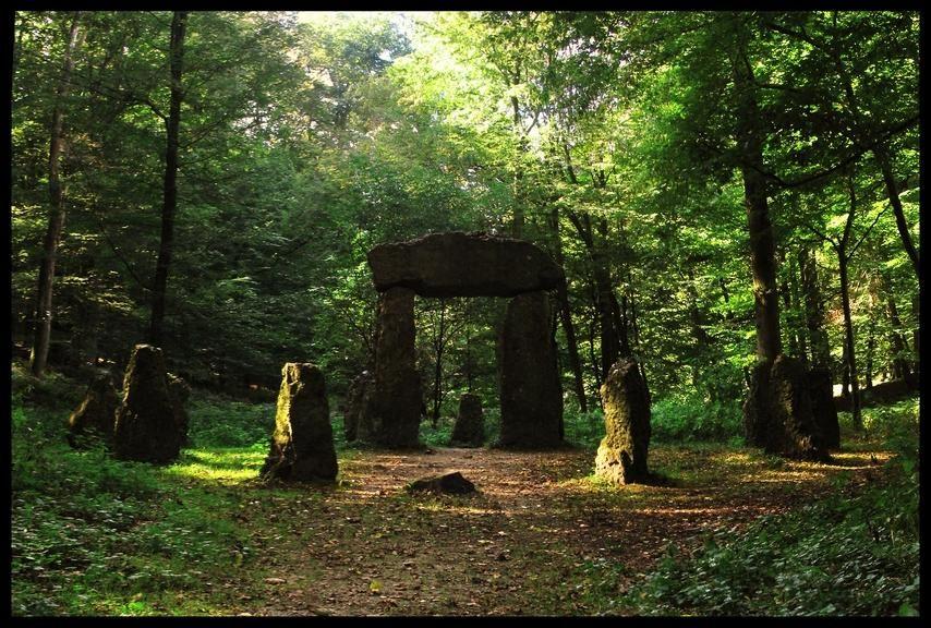 Top Magique forêt de Brocéliande | Travel | Pinterest JZ55