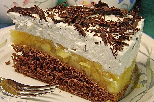 Lebkuchen - Apfel Torte von souzel | Chefkoch #recettepaindépices