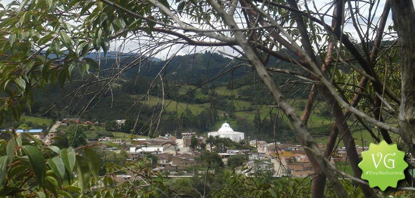 Un rinconcito escondido en Boyacá #Colombia