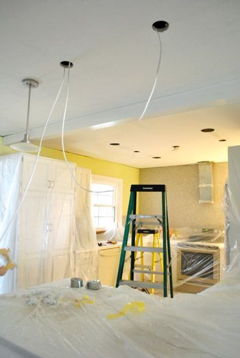 Great Ways For Lighting A Kitchen: A Few Simple Ways To Save Money On Electrical Work