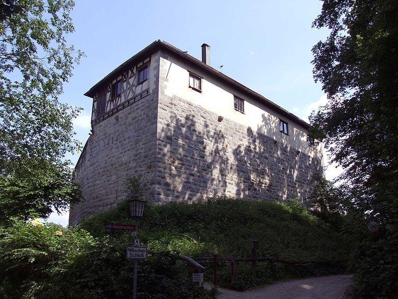 Wascherschloss 02 Schloss Wascherburg Wikipedia