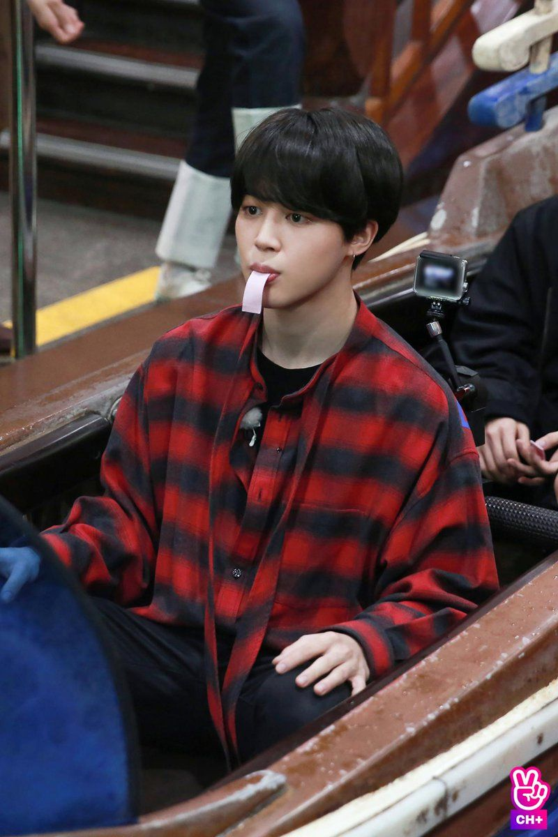 •[BTS V OFFICIAL] - RUN BTS! 2018 - Epi.51 Behind the scene @BTS_twt #BTS #방탄소년단 #JIMIN #btsselca