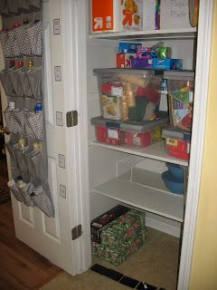 A Mouse Proof Pantry