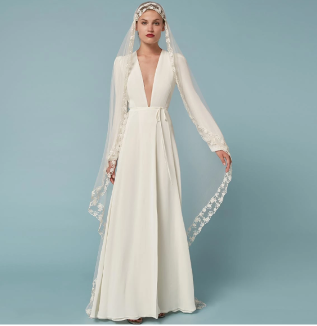 Sexy unusual wedding dresses