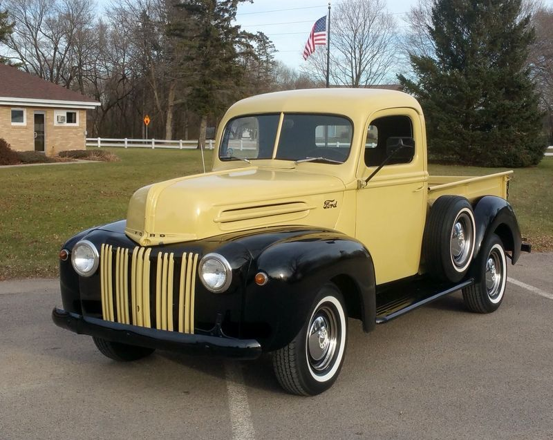 1947 Ford Pickup Truck For Sale Maple Lake Mn Oldcaronline