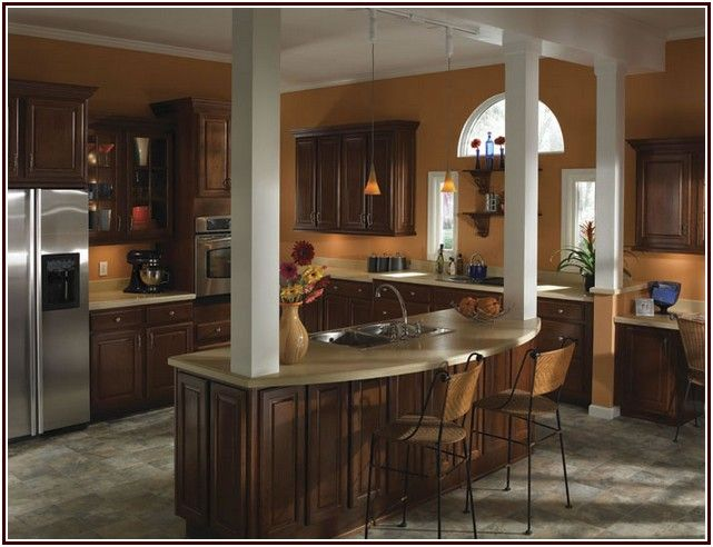 Incredibly Hanging Kitchen Cabinets