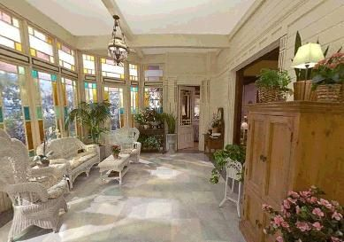 Halliwell Manor Solarium Charmed In 2019 Charmed