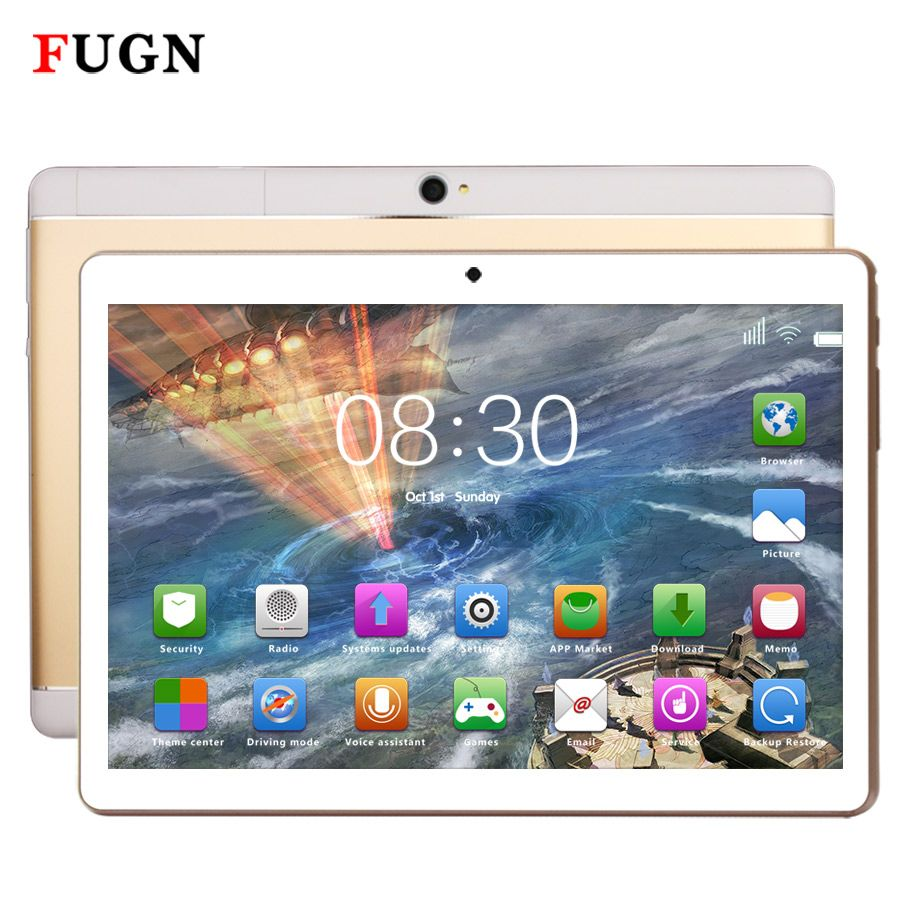 Ultra Slim Octa Core 3G Phone Smart Tablet MT6592 Android