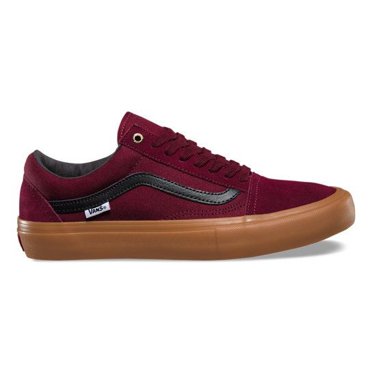 Chaussures Old Skool Pro  bc9d4ec1930