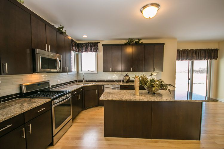 Aristokraft Teagan Umber Cabinets Building Our Home