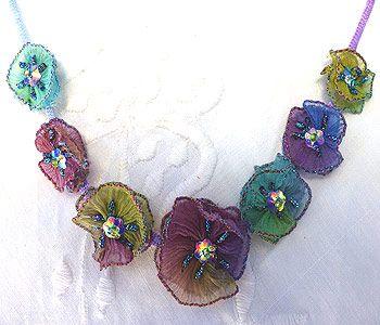 Garland Necklace - Arabian Nights