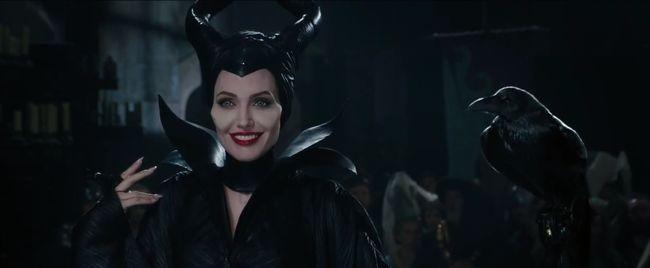 CINEMA SCAPE: Maleficent Starring Angelina Jolie & Elle Fanning. Image Amplified www.imageamplified.com