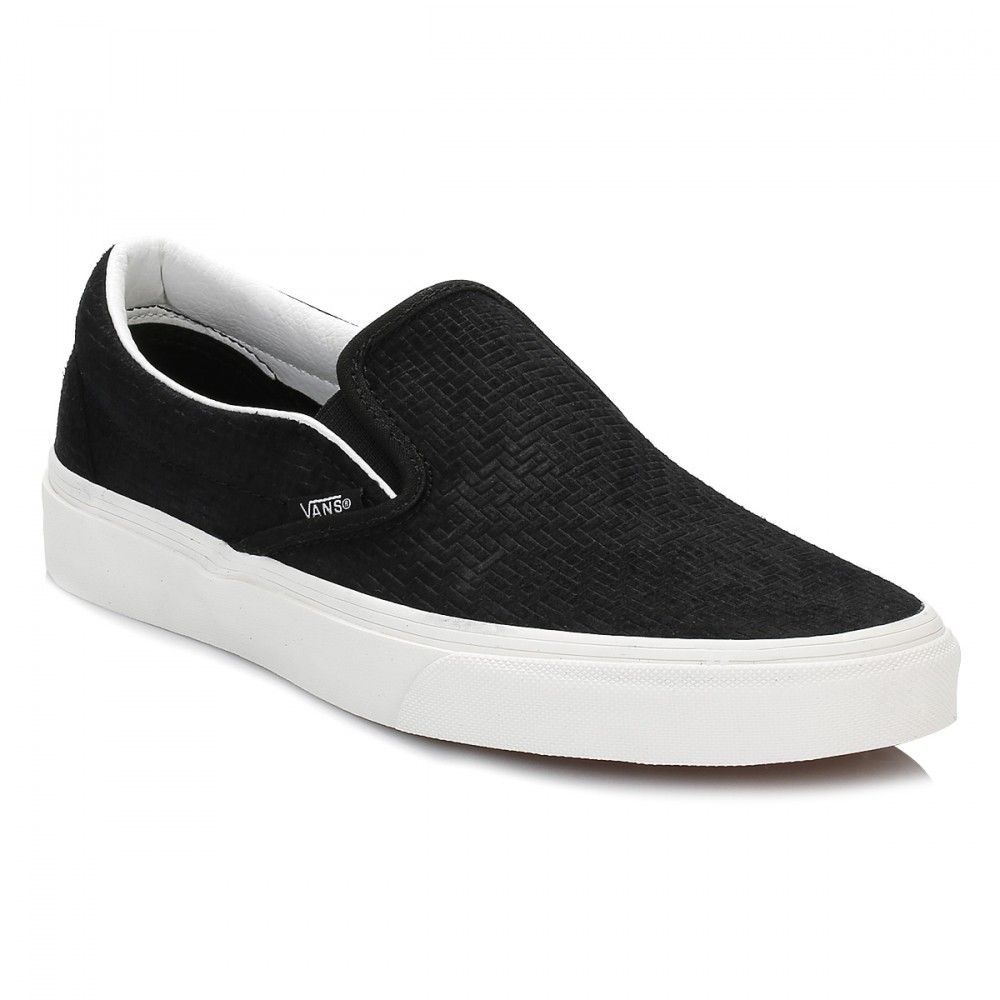 vans slip on pumps