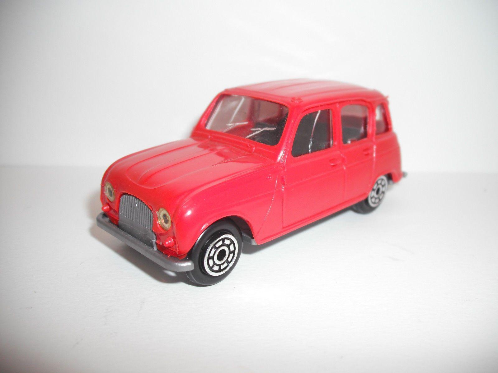 Norev Plastic Gam Renault 4L Dernière version Made in France