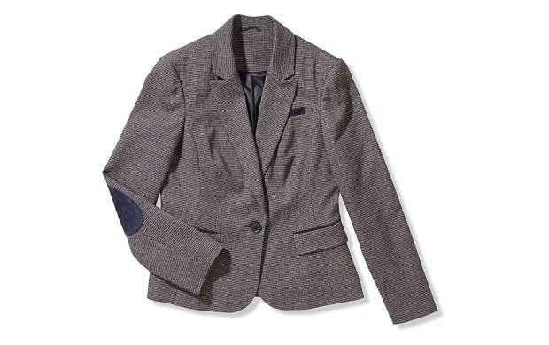 Heritage+Check+Blazer+-+Womenswear+-+Tu+Clothing+At+Sainsbury's