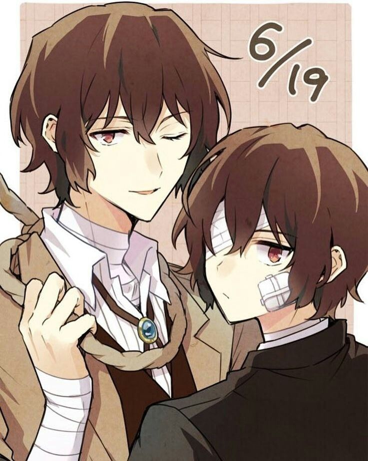 Pin about Dazai bungou stray dogs on bungou stray dogs