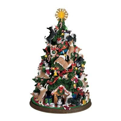 Chihuahua Christmas Tree - Chihuahua Christmas Tree ~ Merry Christmas ~ Chihuahua