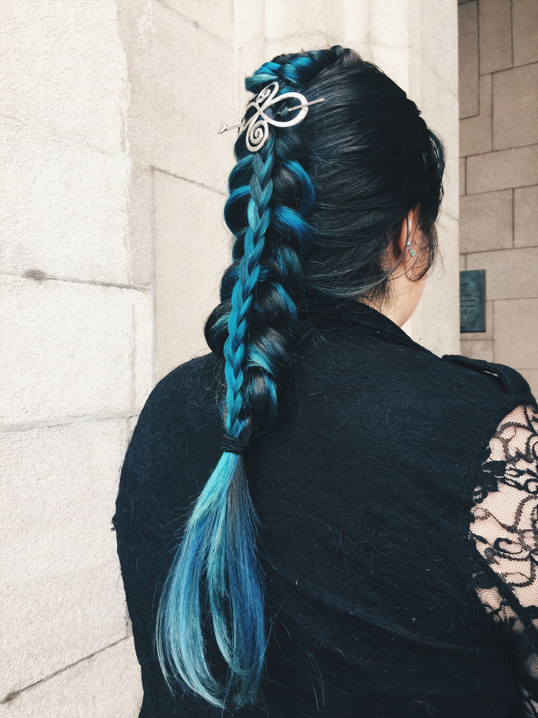 Devinus stacked braids amazing way to stand out at festivals uc