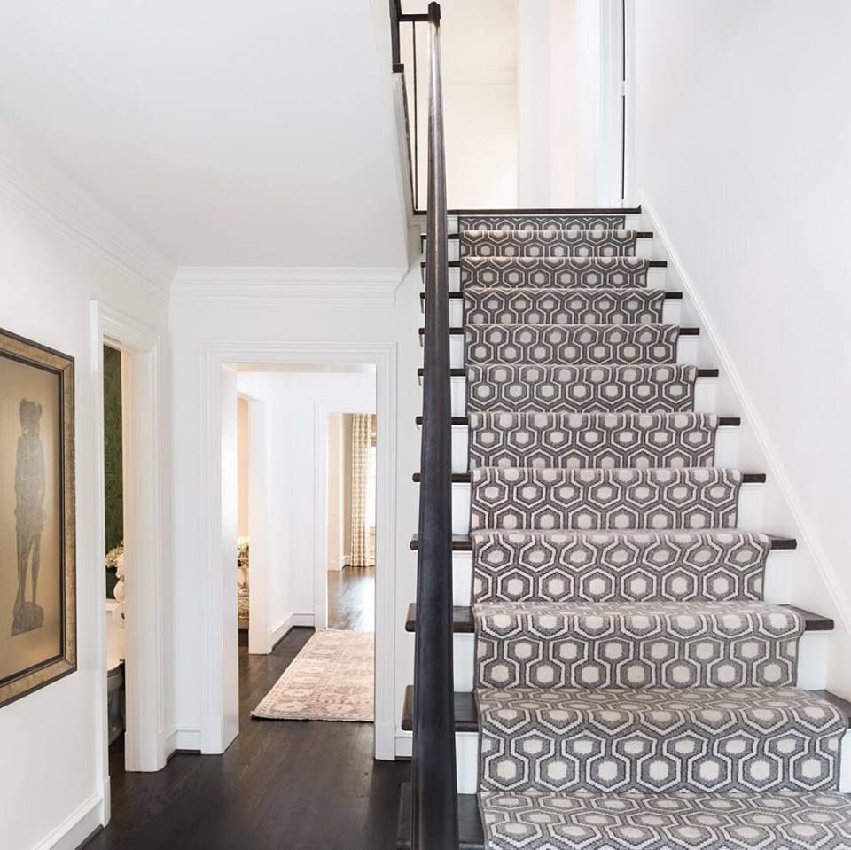 Stair Runners Custom Stair Rugs Rug Rats Stair Runner Carpet | Custom Carpet Runners For Stairs | Wood | Carpet Workroom | Charlotte Nc | Area Rugs | Hallway Carpet