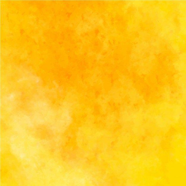 Yellow Watercolor Pretty Background Iphone Samsung Gul Bakgrund Texture Beautiful Gult Vattenfärg