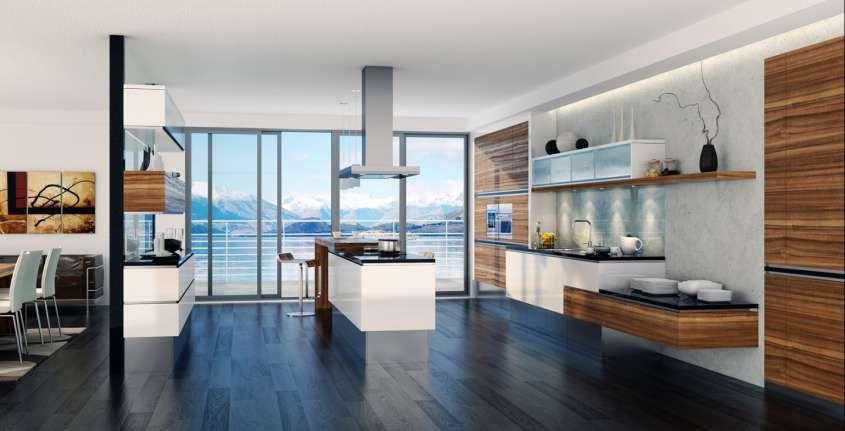 Cucine di lusso moderne | Casas - Cozinha | Pinterest