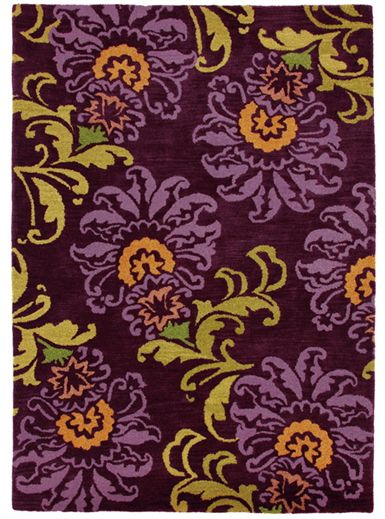 Purple For The Home Pinterest Sage Wool Rug And