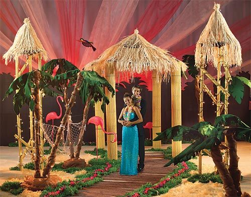hawaiian decor aloha style tropical home decorating ideas.htm nightmagic ws prom themes htm prom themes  prom themes
