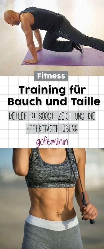 Bauch-Weg-Workout von Detlef D! Soost: Damit verschwindet der Winterspeck! #corepilates