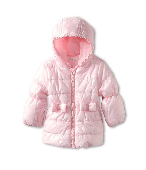 9e66e0b8d64a United Colors of Benetton Kids Solid Coat w  Bows (Infant)